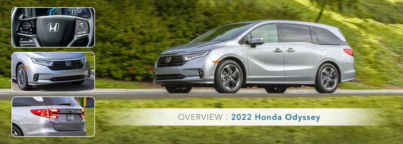 2022 Honda Odyssey Review Beavercreek Ohio