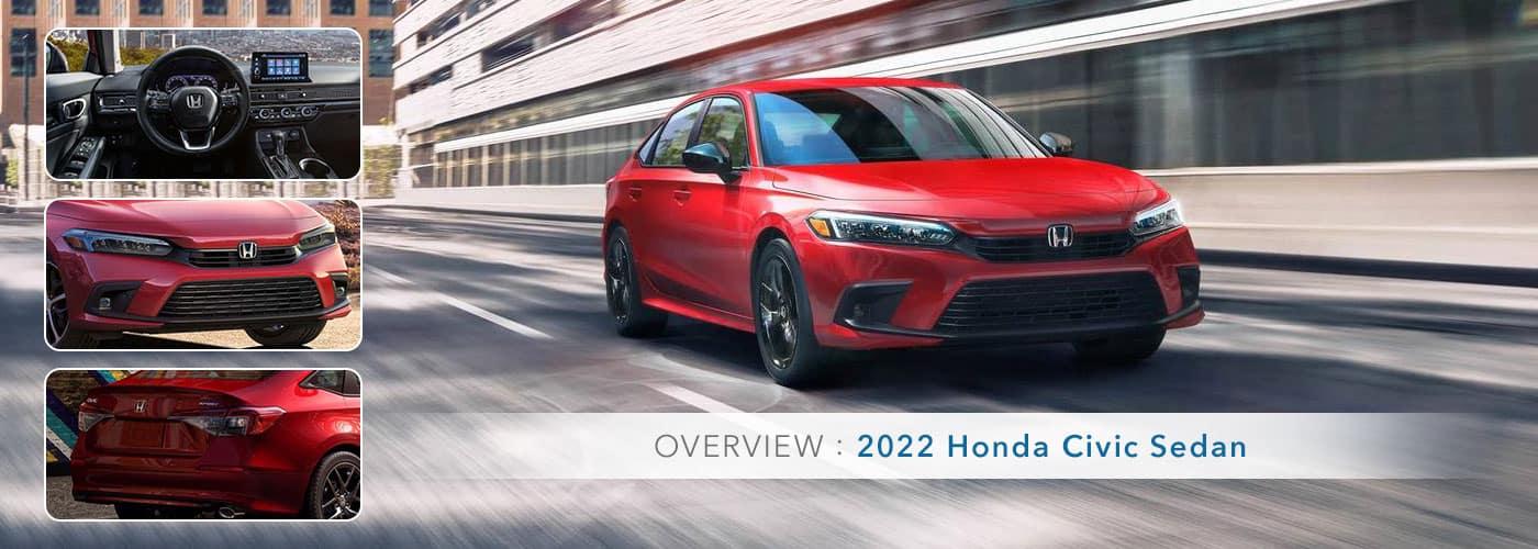 2022 Honda Civic Sedan Model Overview - Germain Honda of Beavercreek