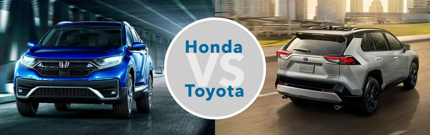 Honda vs Toyota
