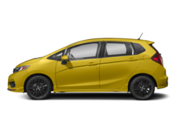 2018 Honda Fit - Sideview