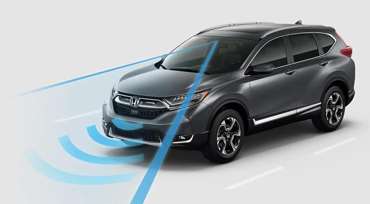 2019 Honda CR-V Honda Sensing Safety