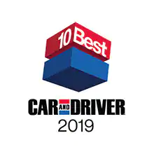 Car and Driver's 10 Best