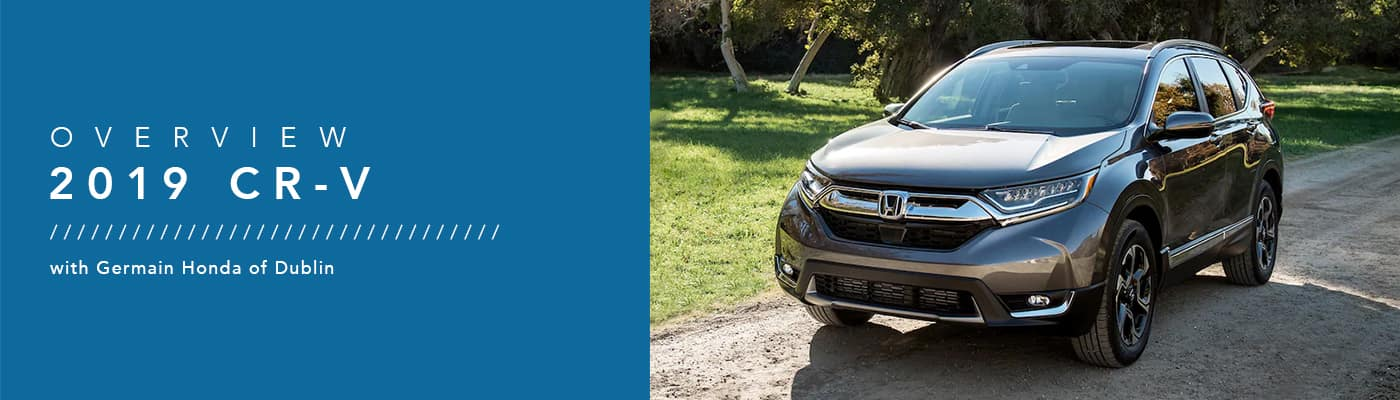 2019 Honda CR-V Model Overview at Germain Honda of Dublin