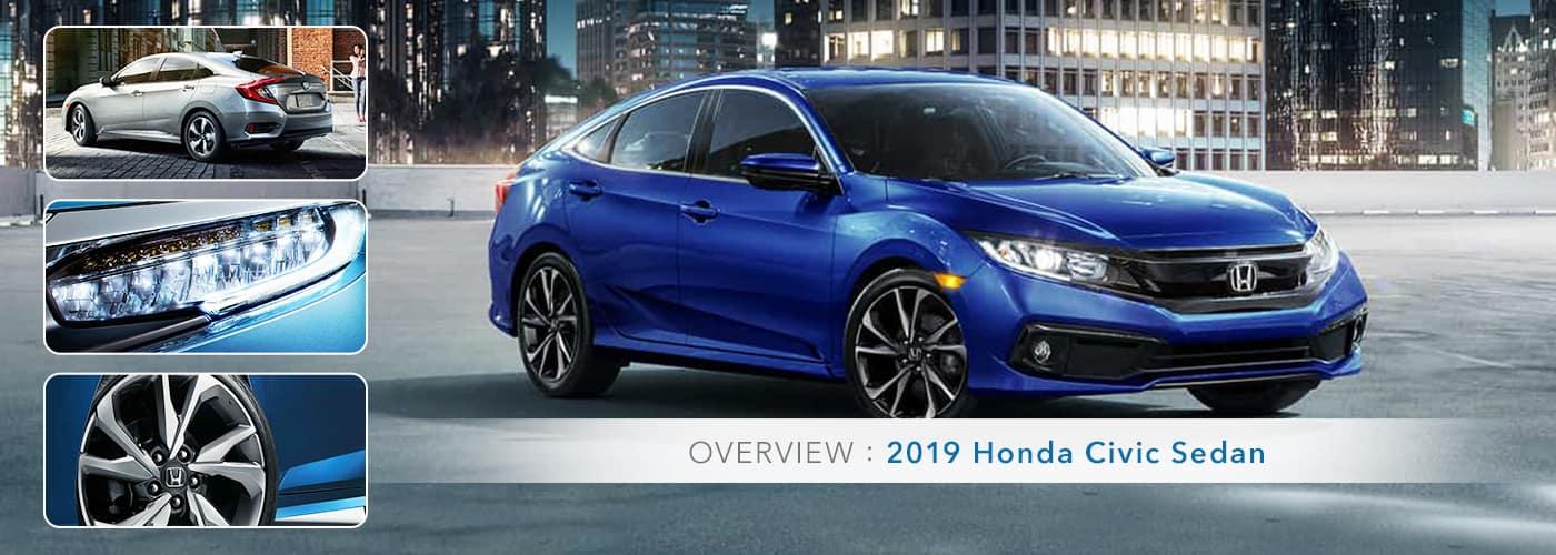 2019 Honda Civic Sedan Model Overview at Germain Honda of Dublin
