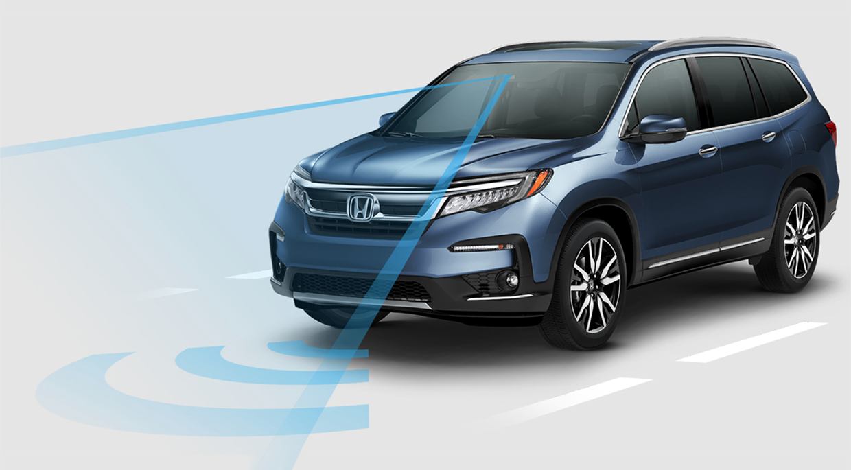2020 Honda Pilot Safety