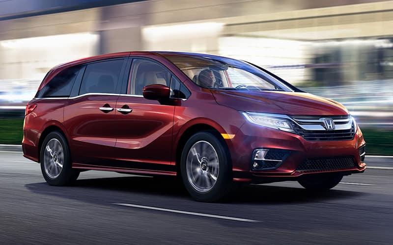 Honda Odyssey Towing Capacity