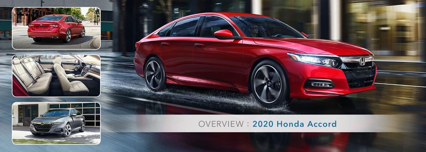 2020 Honda Accord Model Overview at Germain Honda of Dublin