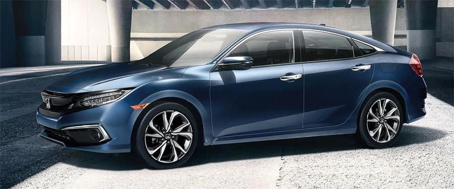 Honda Civic Sedan Exterior