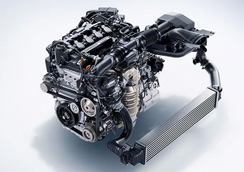 Honda Civic 1.5L Turbocharged Engine