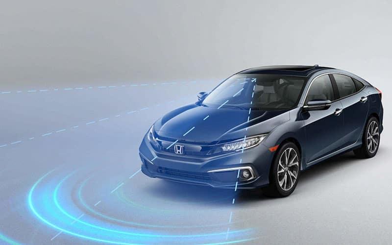 2020 Honda Civic Sedan Safety