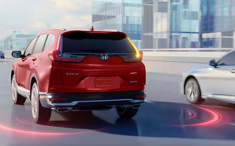 2020 Honda CR-V Honda Sensing Safety