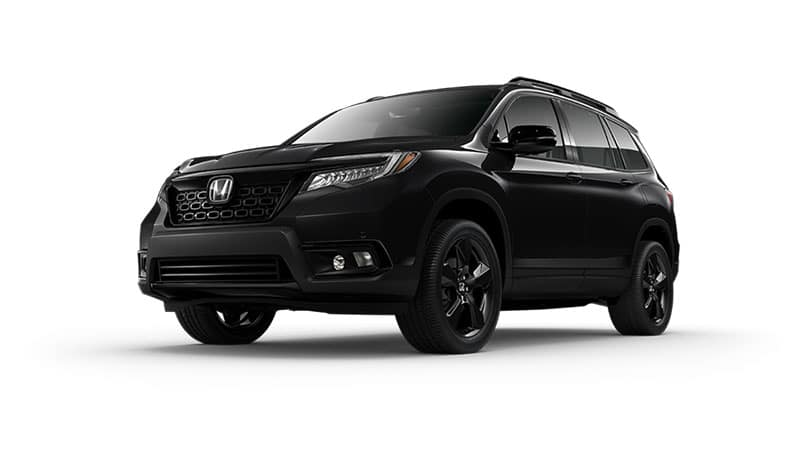 2021 Honda Passport