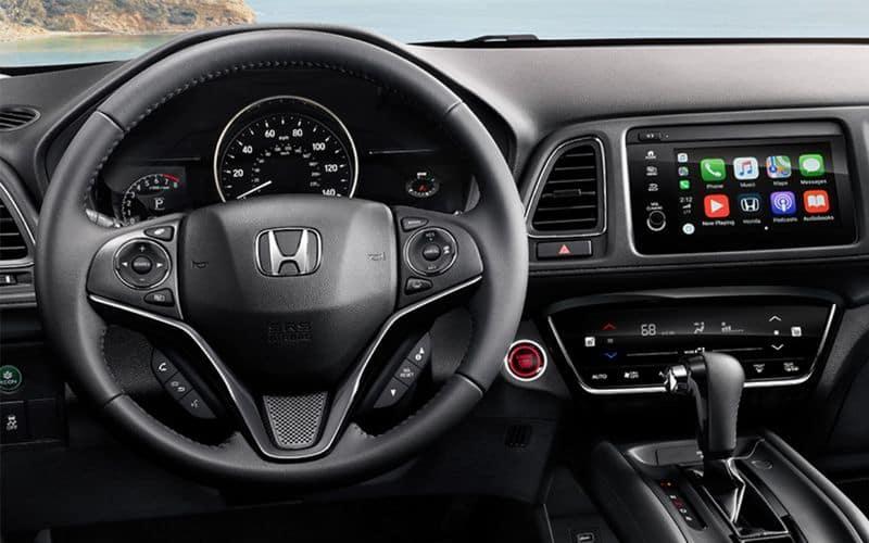 Honda HR-V Technology