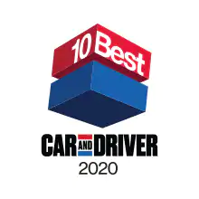 10 Best Car and Driver