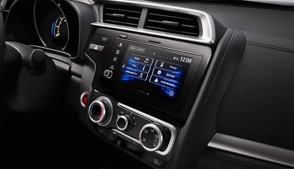 Honda Fit Technology