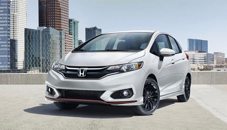 Honda Fit Styling