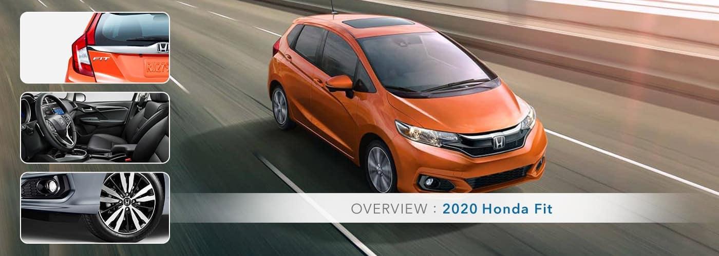 2020 Honda Fit Model Overview at Germain Honda of Ann Arbor