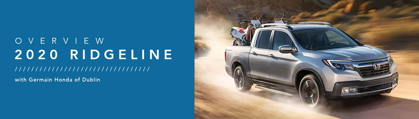 2020 Honda Ridgeline Model Overview - Germain Honda of Dublin