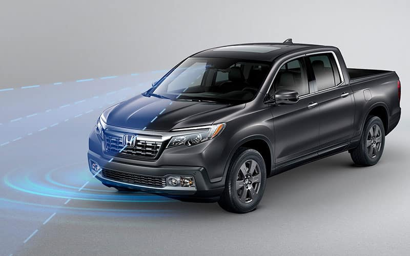Honda Ridgeline Safety