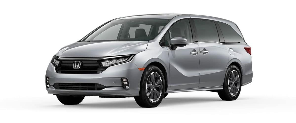 Honda Odyssey Elite