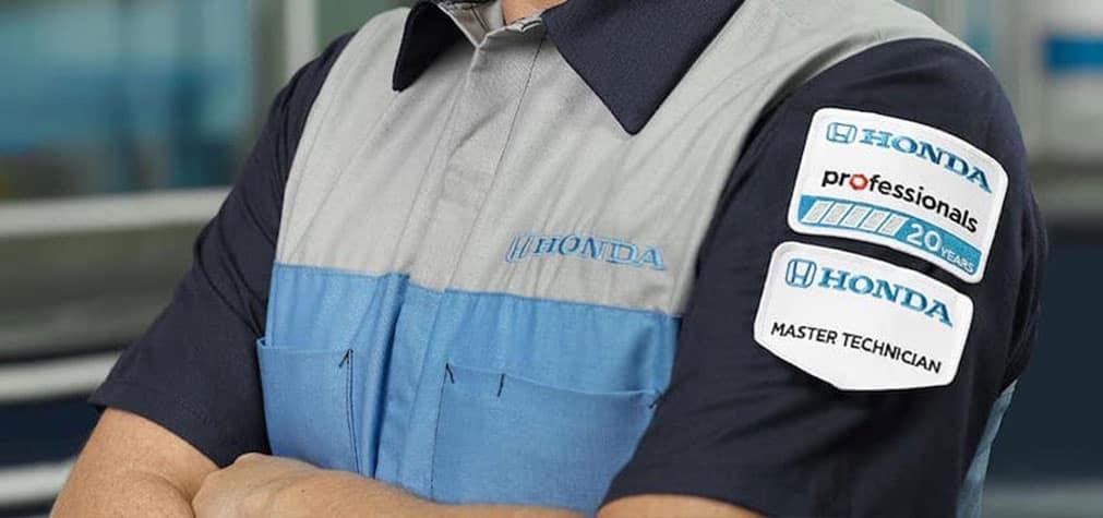 Honda Collision Technician
