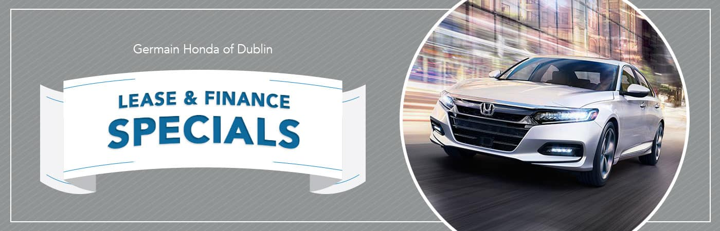Honda Lease & Finance Offers at Germain Honda of Dublin