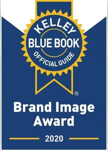 Kelley Blue Book Brand Image Awards