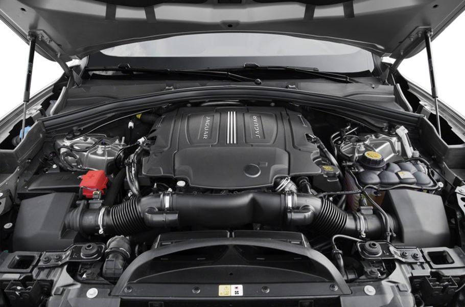 2020 Jaguar F-PACE Performance