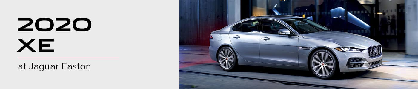 2020 Jaguar XE Model Overview at Jaguar Easton