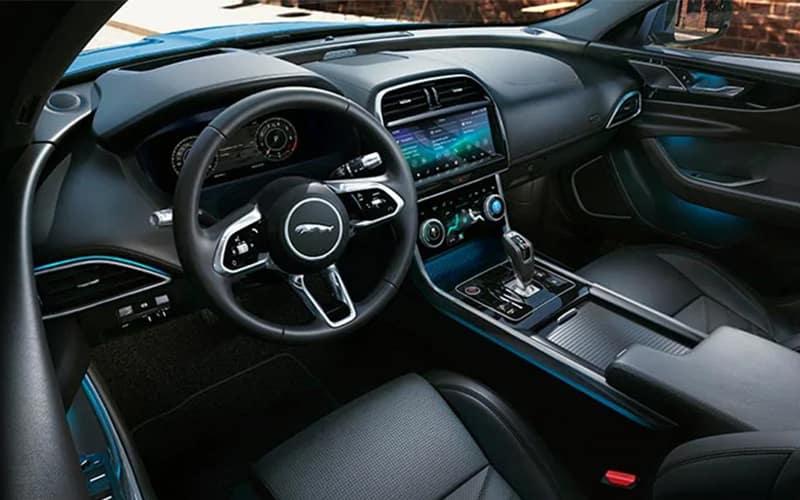 2020 Jaguar XE Interior