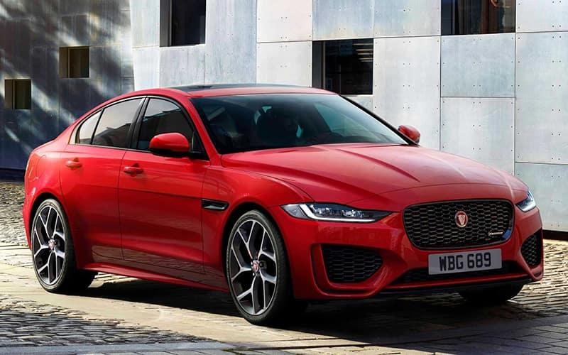 2020 Jaguar XE Styling