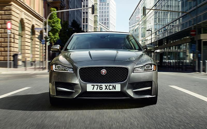 Jaguar XF Performance