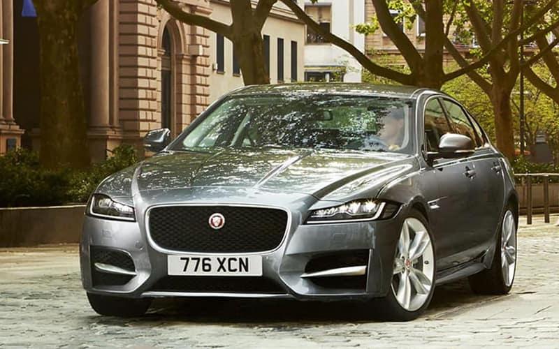 Jaguar XF Exterior Styling