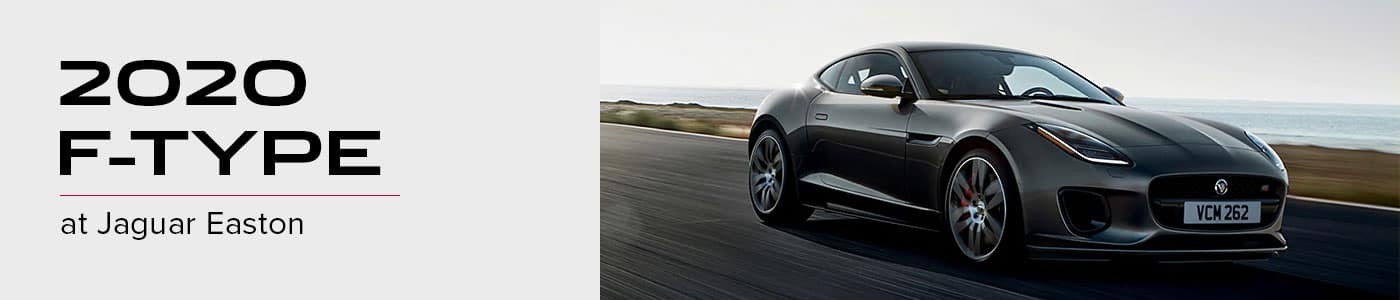 2020 Jaguar F-TYPE Model Overview at Jaguar Easton