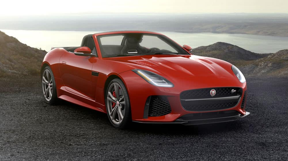2020 Jaguar F-TYPE Review & Specs | Jaguar Easton in