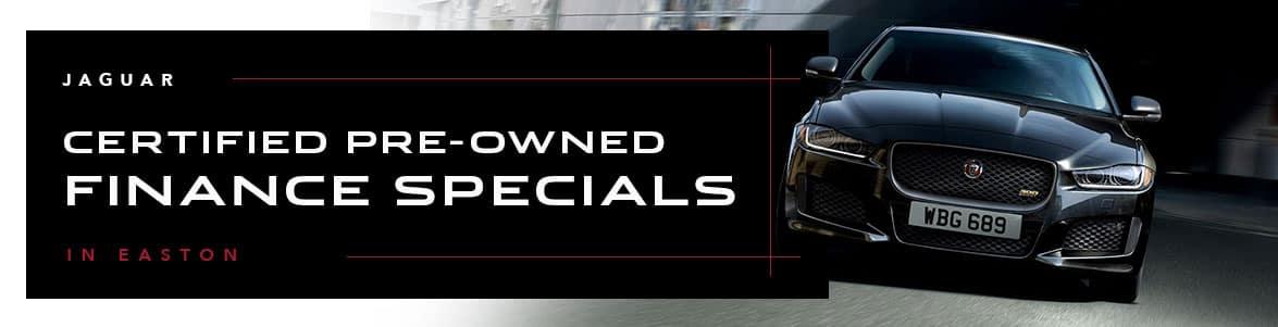 Jaguar Used Finance Specials Columbus Ohio