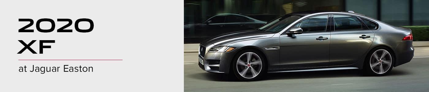 2020 Jaguar XF Model Overview at Jaguar Easton