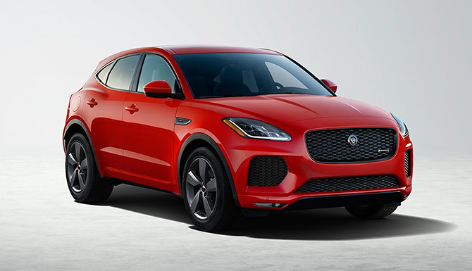 2020 Jaguar E-PACE Checked Flag Limited Edition