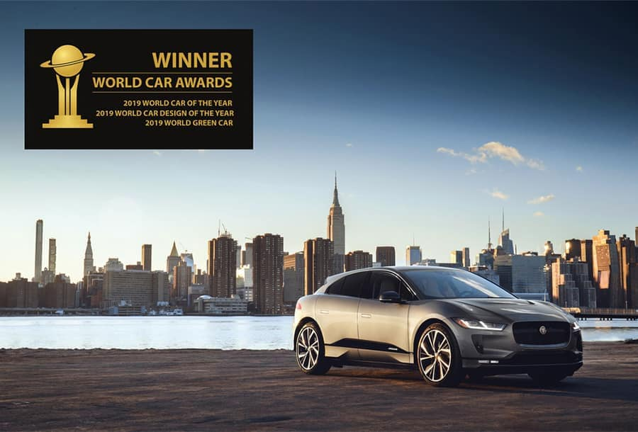2019 Jaguar I-PACE World Car Awards