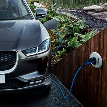I-PACE Charging