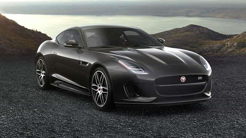 F-Type Checkered Flag Coupe