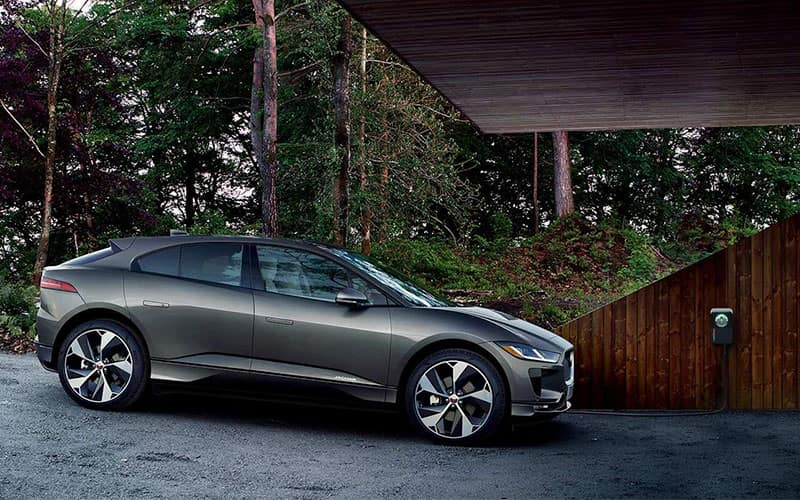 Jaguar I-PACE Home Charging