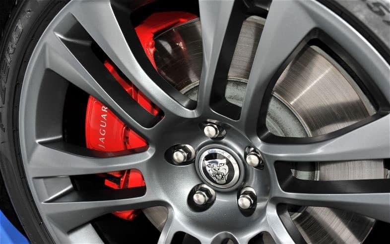 Jaguar Brakes