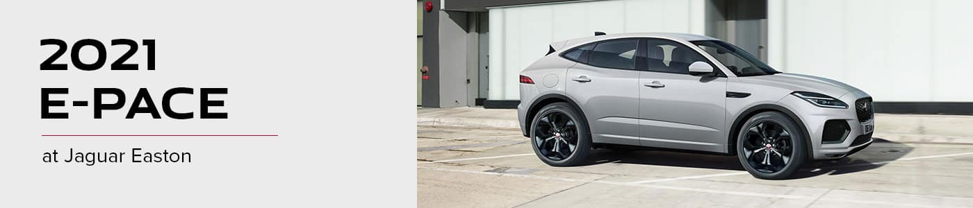 2020 Jaguar E-PACE Model Overview at Jaguar Easton