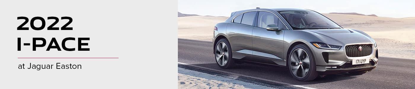 2022 Jaguar I-PACE Model Overview at Jaguar Easton