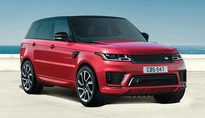 2019 Range Rover Sport Autobiography Dynamic