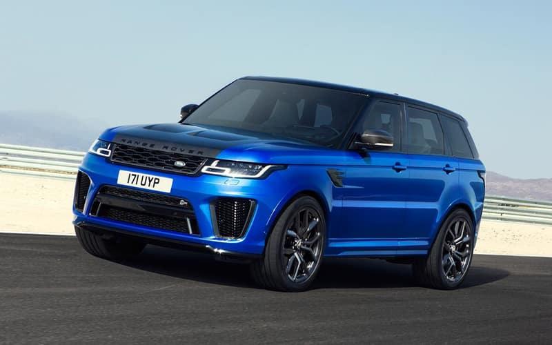 2019 Range Rover Sport Exterior Styling
