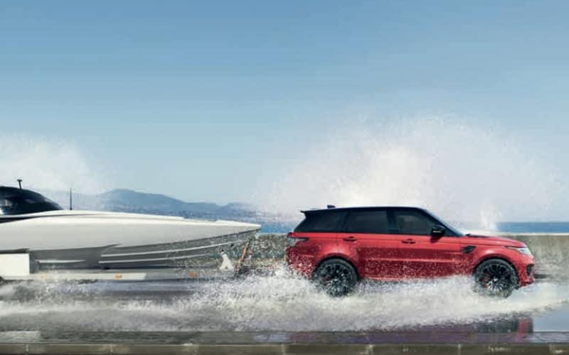 2019 Range Rover Sport Performance Capabilities