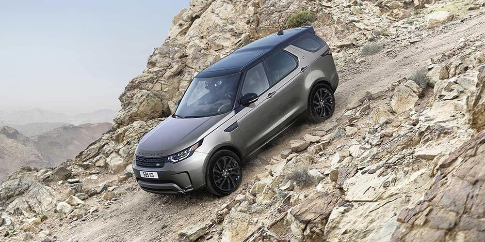 Land Rover Discovery Off-Road Performance