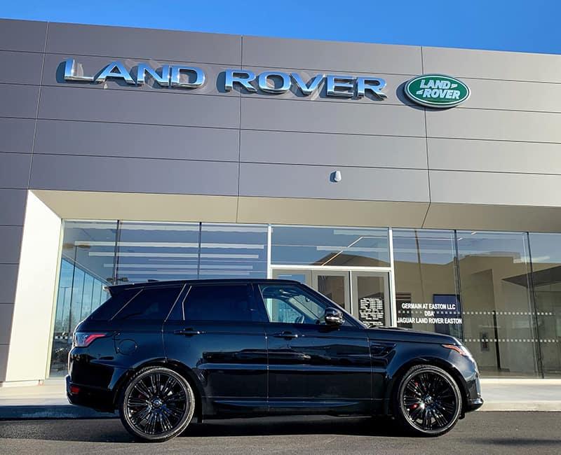 Land Rover Easton Range Rover